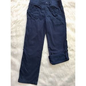 Children's Place Fold-Over Active Pants Size 8